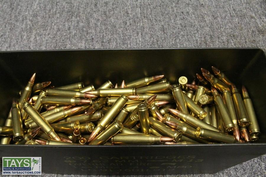 ABSOLUTE ONLINE AUCTION: FIREARMS - COINS - KNIVES - 130± OUNCES OF GOLD