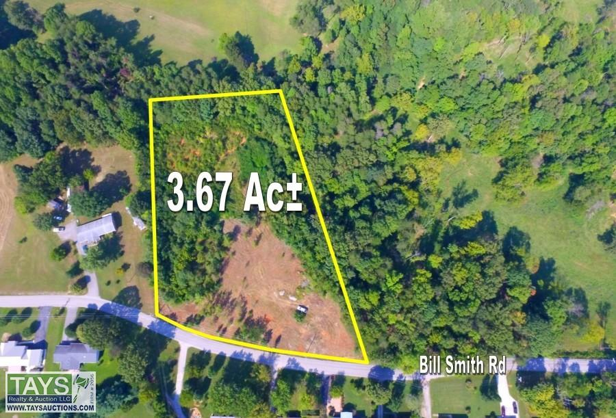 ABSOLUTE ONLINE AUCTION: 2 LOTS IN EASTWOOD SUBDIVISION - 4 AC± LOT ON BILL SMITH RD -  52 AC± TRACT IN MONTEREY