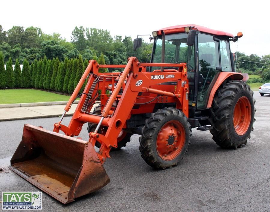 kubota tractor serial number manufacture date