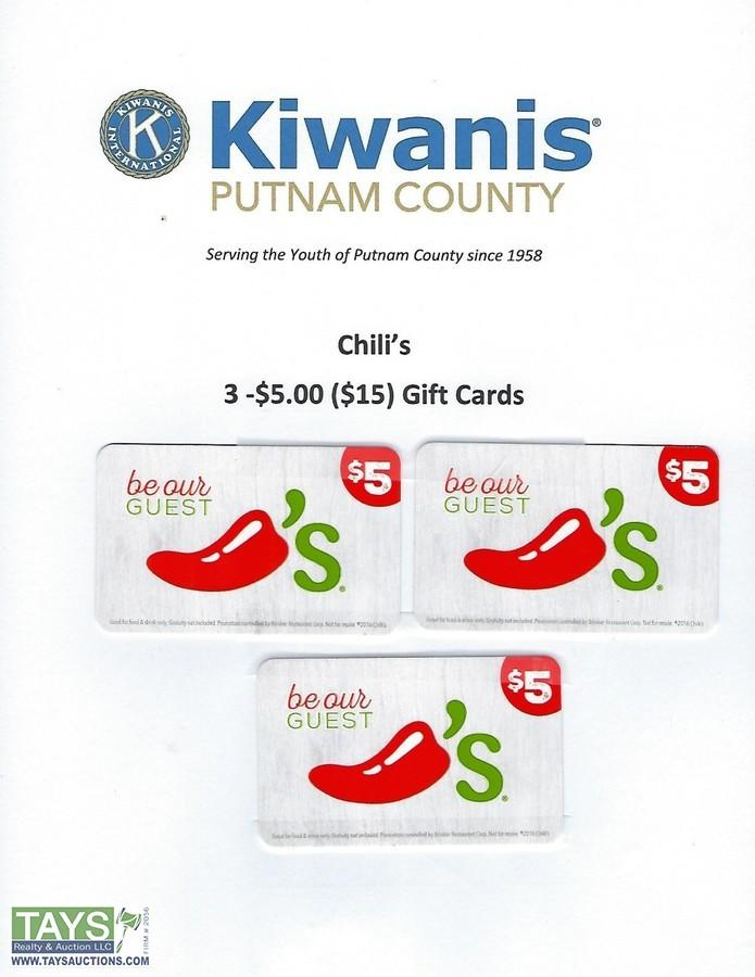 ABSOLUTE ONLINE BENIFIT AUCTION: 50th ANNUAL KIWANIS BENEFIT