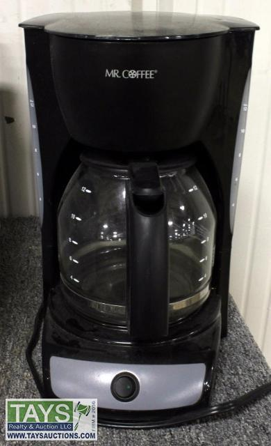 Mr Coffee Microwave Coffee Maker : Mr Coffee Coffee Pot.Vintage Mr Coffee Automatic Brewing System Mib Joe Dimaggio 12 Cup Mcs Rare ...
