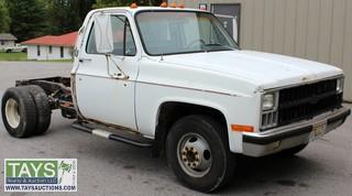 1981 C-30 Chevrolet