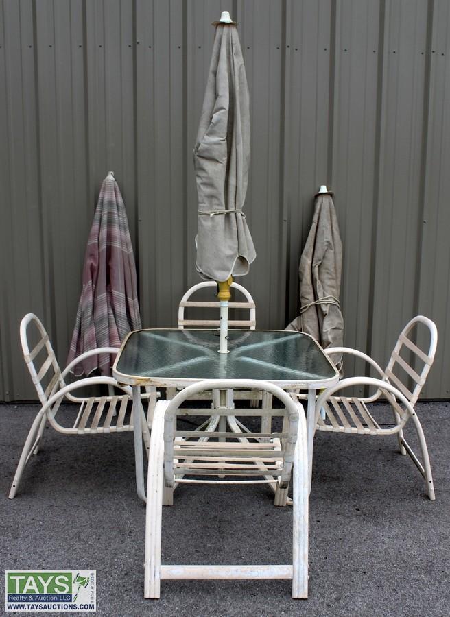 Patio Furniture Auction Sites Handbag And Furniture