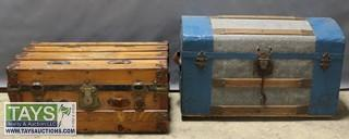 Two Storage Trunks