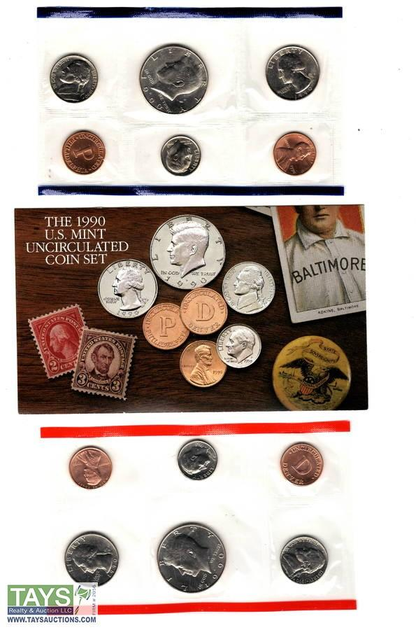 Tays Realty & Auction - Auction: Nov  Coin Auction ITEM