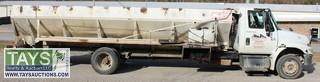 2003 International 4300 DT466 Spreader Truck