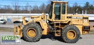 John Deere 544G Front End Loader