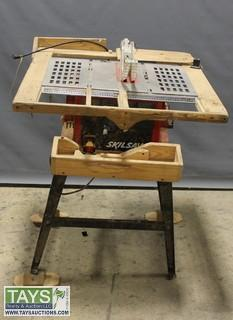 Skil Saw Table Saw