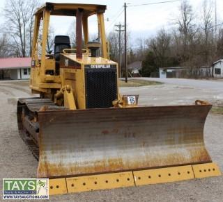 Caterpillar D5CXL Series 3 Crawler Tractor
